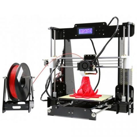 35% off Anet A8 Desktop 3D Printer – BLACK EU PLUG Gearbest Coupon [Poland Warehouse]