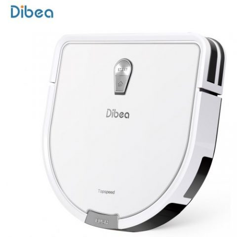 13% off Dibea GT200 Smart Gyroscope Sweeper Automatic Cleaning Robot Gearbest Coupon Promo Code