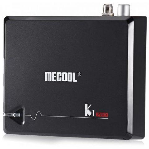 29% off MECOOL KI PRO TV Box – BLACK 2+16G EU Gearbest Coupon Promo Code