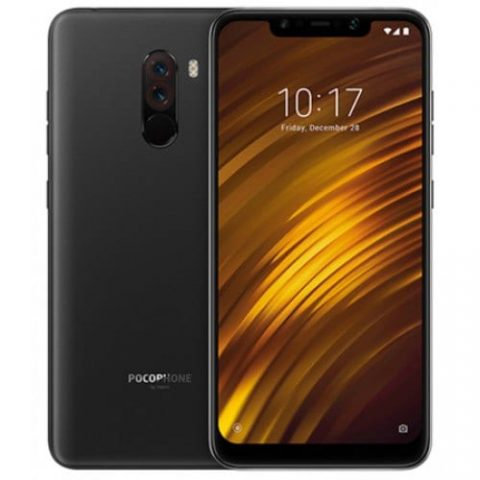 25% off Xiaomi Pocophone F1 6.18 inch 4G Phablet Global Version – GRAPHITE BLACK 6+128GB Gearbest Coupon [Israel-Arabic]