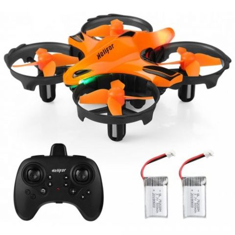 61% off helifar H803 Mini Drone With Infrared Collision Avoidance – ORANGE Gearbest Coupon Promo Code