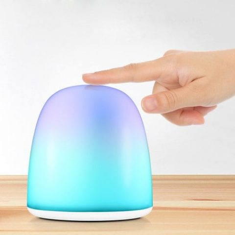 44% off Utorch Touch Control Fantasy Night Light – WHITE Gearbest Coupon Promo Code