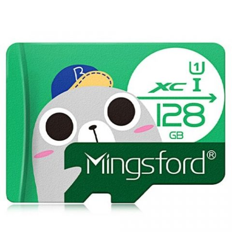 37% off Mingsford 8G / 16G / 64G / 128G Micro SD / TF Card Gearbest Coupon Promo Code