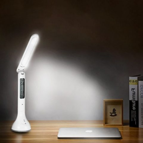35% off Utorch Q2 Multifunctional Rechargeable LED Desk Lamp – WHITE Gearbest Coupon [Israel-Arabic]