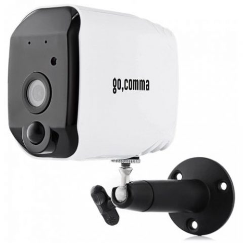 25% off gocomma Outdoor Security IP Network Battery Camera – WHITE Gearbest Coupon Promo Code