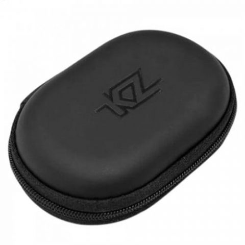 14% off KZ PU Leather Earphone Bag Earbuds Storage Box – BLACK Gearbest Coupon Promo Code