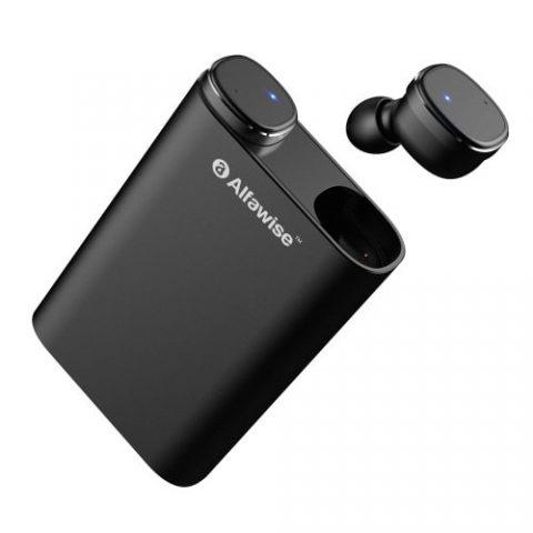 34% off Alfawise Mini True Wireless Bluetooth Earphones Gearbest Coupon Promo Code