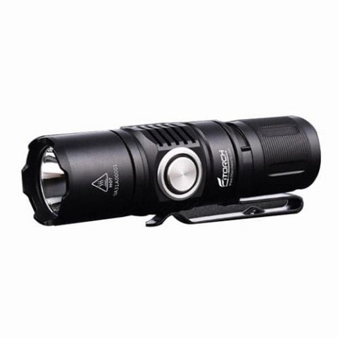 25% off Fitorch ER16 XP-L2 1000Lumens Magnetic Tail Rechargeable Mini LED Flashlight – BLACK Gearbest Coupon Promo Code