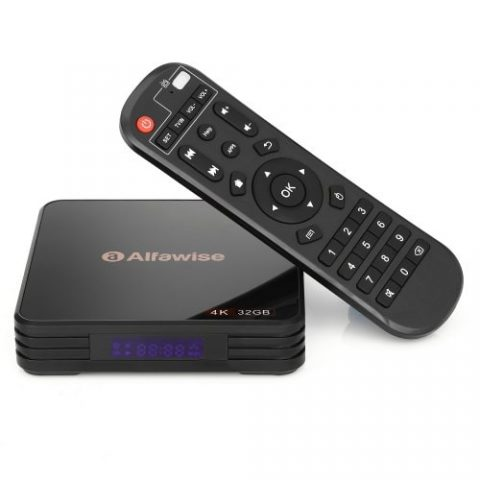 20% off Alfawise A5X TV Box Gearbest Coupon Promo Code