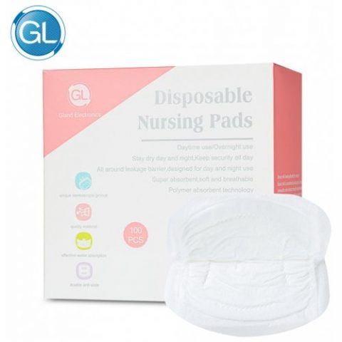 10% off GL 100pcs Disposable Breathable Soft Breast Nursing Pads – WHITE Gearbest Coupon Promo Code