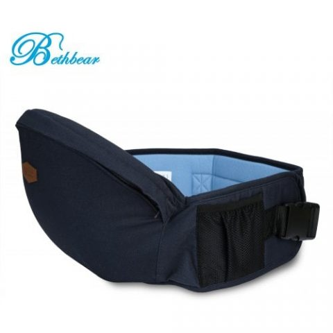 10% off Bethbear Breathable Anti-skidding Babies Waist Stool – DEEP BLUE Gearbest Coupon Promo Code