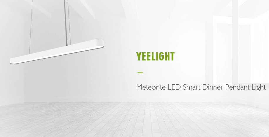 Xiaomi Yeelight Led Smart Meteorite Chandelier Pendant Light For Restaurant Dinner Room Back To Search Resultslights & Lighting
