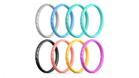 Egnaro Silicone Wedding Ring Women Amazon Coupon Promo Code