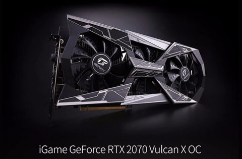 Colorful iGame GeForce RTX 2070 Vulcan X OC Graphics Card Gearbest