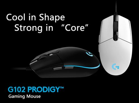 Logitech G102 PRODIGY Wired Game Mouse Gearbest Coupon Promo Code