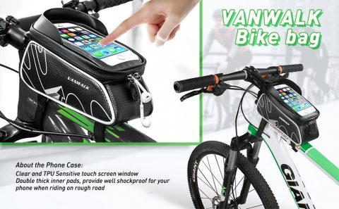 VANWALK Bike Bag amazon discount code – Coupons Codes and