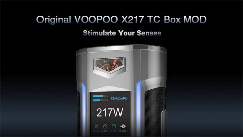 VOOPOO X217 TC Box MOD Gearbest Coupon Promo Code – Coupons Codes