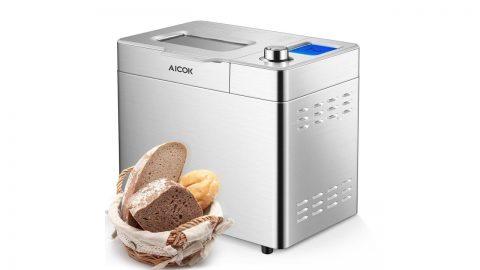 Hamilton Beach HomeBaker 2 Pound Automatic Breadmaker with Gluten Free Setting | Model# 29881