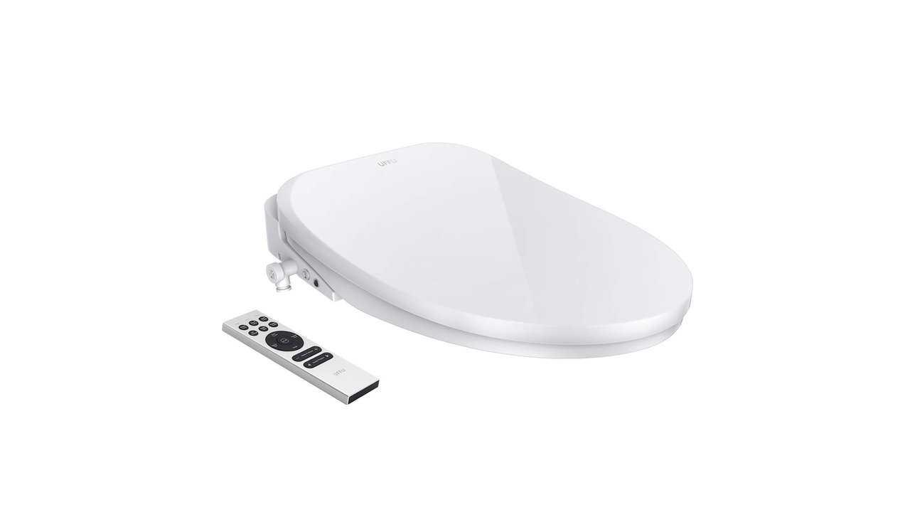 Wondrous Uffu Bidet Smart Toilet Seat Amazon Coupon Promo Code Machost Co Dining Chair Design Ideas Machostcouk