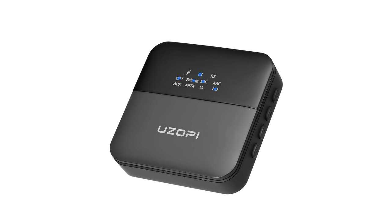 UZOPI Bluetooth 5 0 Transmitter Receiver Amazon Coupon Promo