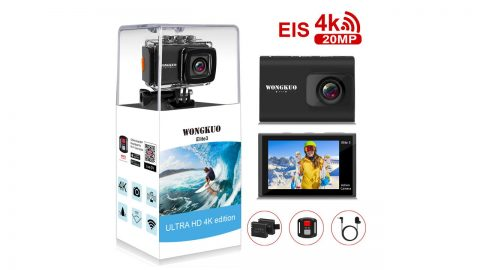 WONGKUO Action Camera amazon promo code – Coupons Codes and