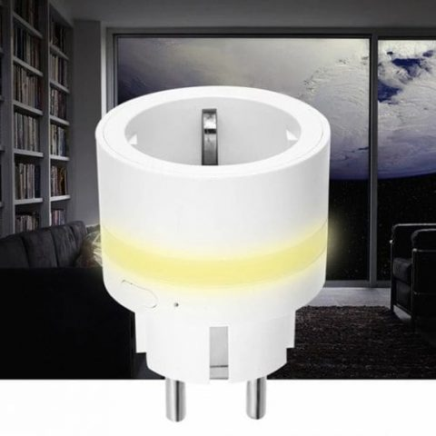 June 15, 2019 9.89 Bilikay SP10 Luminous Smart Socket – White EU Plug Gearbest Coupon Promo Code
