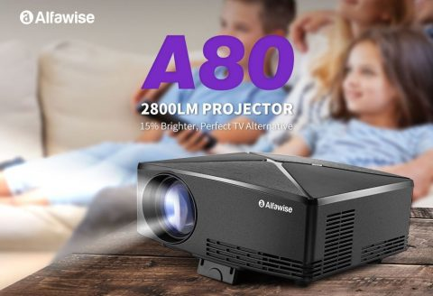 Alfawise A80 Smart Projector Gearbest Coupon Promo Code – Coupons