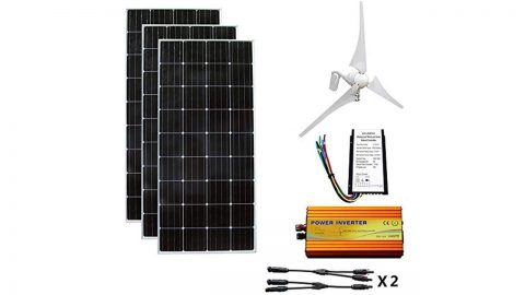 ECO-WORTHY Wind and Solar Panel Kits Amazon Coupon Promo