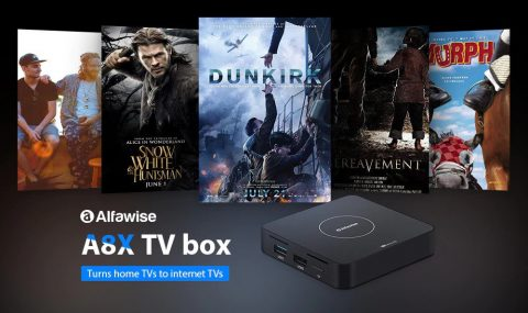 Alfawise A8X TV BOX Gearbest Coupon Promo Code – Coupons Codes and