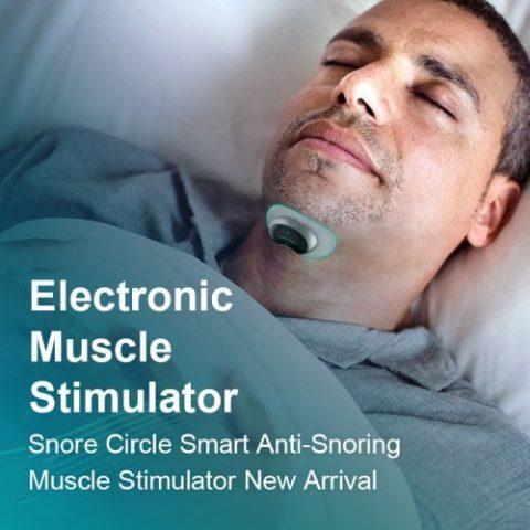 Snore Circle Smart Anti-Snoring Muscle Stimulator