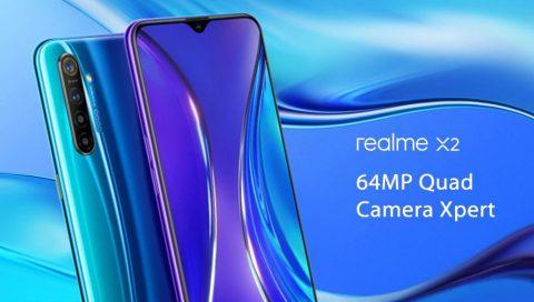 OPPO Realme X2 480x272 - OPPO Realme X2 Gearbest Coupon Promo Code [8+128GB]
