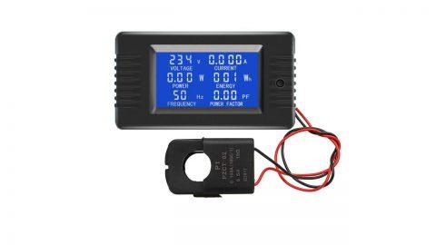 Peacefair PZEM 022 480x270 - Peacefair PZEM-022 Open and Close CT Power Monitor Banggood Coupon Promo Code