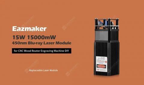 Eazmaker 15W module 480x286 - Eazmaker 15W 15000mW 450nm Blu-ray Laser Module Gearbest Coupon Promo Code
